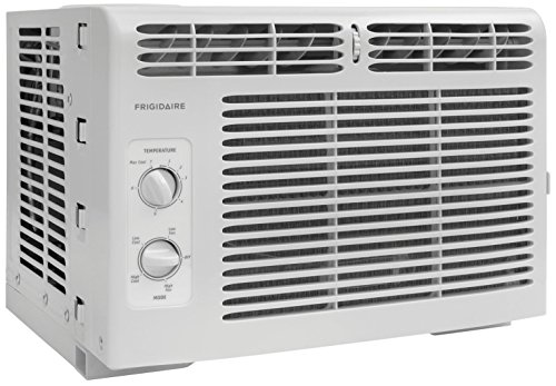 Our #3 Pick is the Frigidaire FFRA0511R1E 5,000 BTU Window-Mounted Air Conditioner