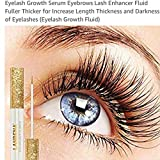 LANBENA® Eyelash Growth Serum (7 Day Eyelash Enhancer) - Longer, Fuller & Thicker