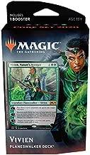 Magic The Gathering: MTG: Core Set 2020 Planeswalker Deck - Vivien w/Booster Pack (Green)
