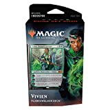 Magic The Gathering: MTG: Core Set 2020 Planeswalker Deck - Vivien w/Booster...