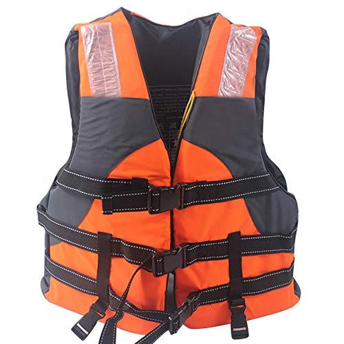Schwimmwesten Rettungswesten für Erwachsene, Schwimmhilfe Auftriebsweste Prallschutz Schwimmhilfe, Wasserski Wakeboard Impact-Vest Paddel-Weste Schwimmweste für Wassersport für Männer Frauen