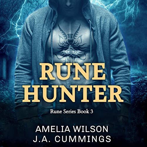 Rune Hunter audiobook cover art