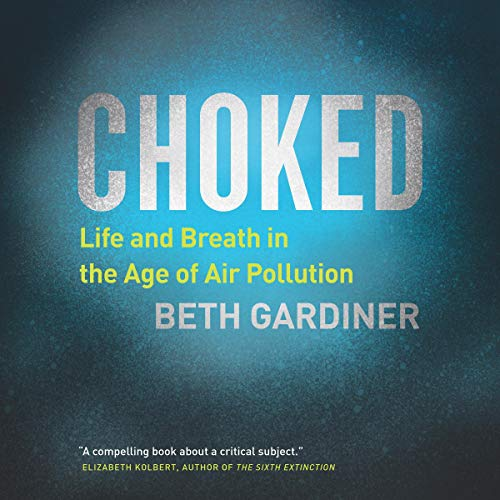 Choked audiobook cover art