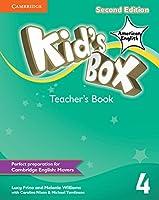 Kid's Box American English Level 4 Teacher's Book