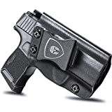 P365 Holsters, IWB KYDEX Holsters Fit for Sig Sauer P365/P365 SAS Holsters for Pistols, Inside Waistband Concealed Carry, Adjustable Cant and Retention, Pistols Accessories, Right Hand Draw