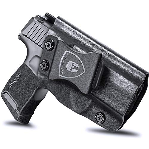 P365 Holster, IWB KYDEX Holster Fit: Sig Sauer P365 / P365...