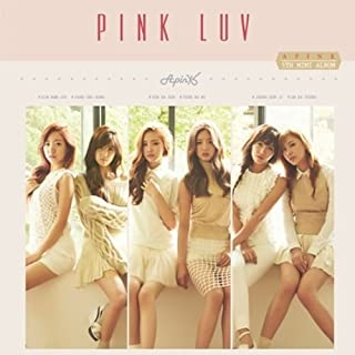 Apink - [PINK LUV] 5th Mini Album CD+Photo Book+1p Photo Card Sealed a pink