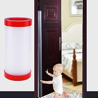 Smilerain ドア 指はさみ防止 ドア指はさみ防止 指はさみ防止 ドア ドアストッパー 挟む ゆびはさみ防止 赤ちゃん ベビー 子供 用 長さ120cm 指はさみ防止 安全対策 (17cm ×120cm)