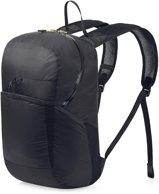 HAOHAOWU Rucksack ultraleichte Falten Rucksack männer und und und Frauen wandern Tasche tragbare Wasserdichte Haut Tasche B07KPBMKX9  Kostengünstig 28f037