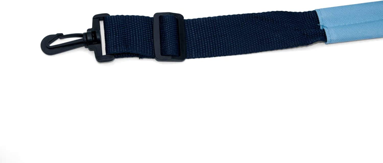 6 compartiments suppl/émentaires Pour accessoires de nettoyage pour chevaux. AMKA Sac de pansage avec bandouli/ère r/églable