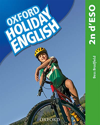 Holiday English 2.º ESO. Student's Pack (catalán) 3rd Edition. Revised Edition (Holiday English Third Edition)