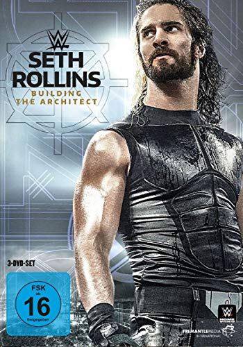 Seth Rollins - Building the Architect [3 DVDs]