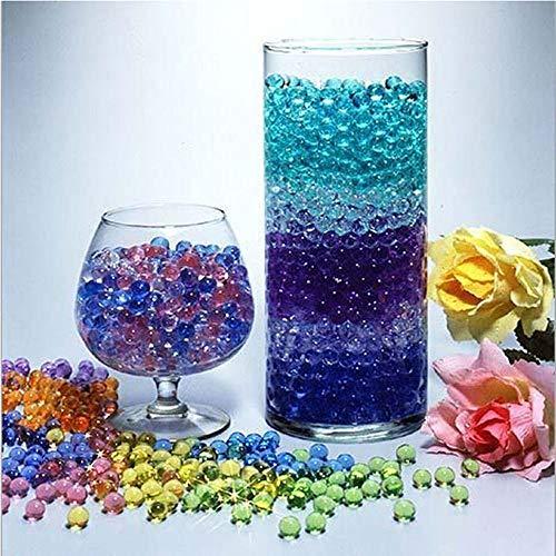 500pcs Bolas de Gel, Bolas Gel Agua Bolas para Agua gelatina para...