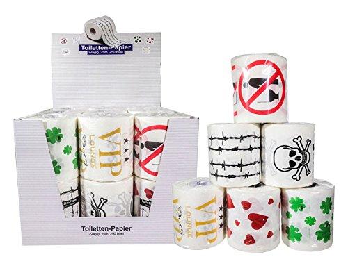 Toiletten-Papier