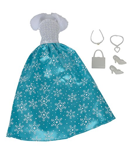Simba 105723205 - Steffi Love Ice Princess, Puppe