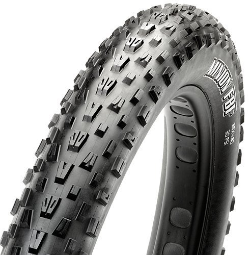 Maxxis Minion FBF 27.5x3.80 Tire 120tpi, Dual Compound, EXO Casing, Tubeless Ready, Black