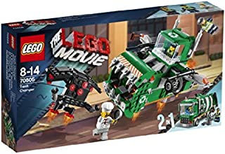 Lego The Movie - El triturador de Basura