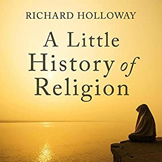 A Little History of Religion cover art
