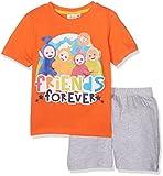 Sun-City Teletubbie Conjuntos de Pijama, Naranja (Orange Orange), 4-5 Años para Niños