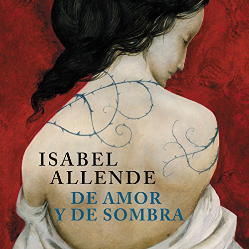 De amor y de sombra [Of Love and Shadows] audiobook cover art
