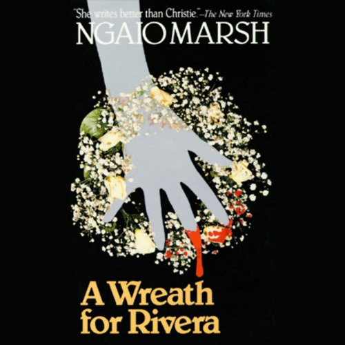 A Wreath for Rivera audiobook cover art