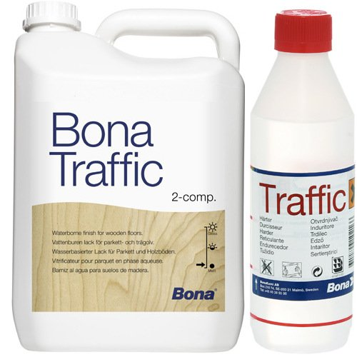 Bona Parkettlack Traffic 1,1 Liter