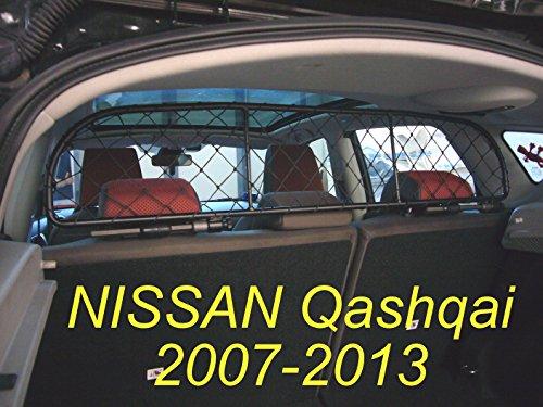ERGOTECH Trennnetz Trenngitter Hundenetz Hundegitter für Nissan Qashqai bis 2013