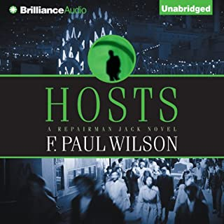 Hosts audiobook cover art