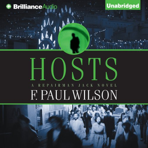 Hosts audiobook cover art