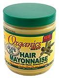 De África Best Organics Mayonesa 443ml tarro de pelo (Tratamiento) (Pack de 8)
