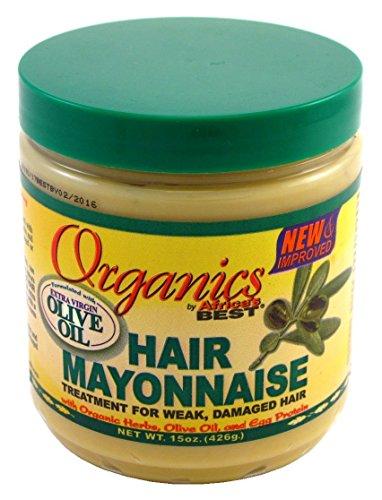 Africa's Best Organics Hair Mayonnaise 443 ml Jar (Treatment)