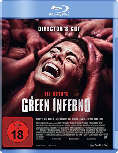 The Green Inferno [Blu-ray] [Director's Cut]