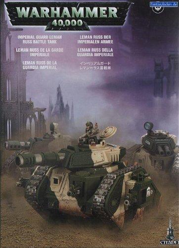 WarHammer 40000 - Leman Russ de la garde imperiale - 47-06
