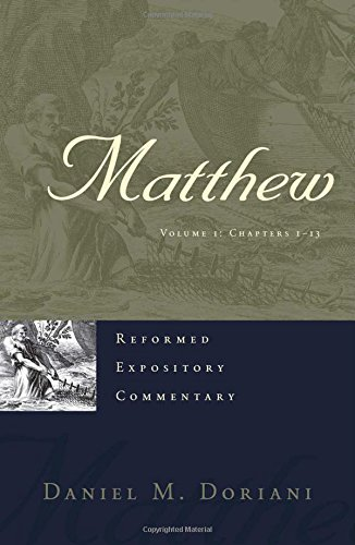 Image of Matthew: 2 Volume Set (Reformed Expository Commentary)