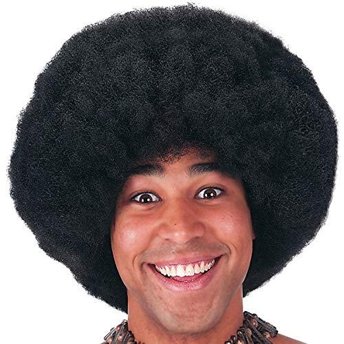 Carnival Toys 2950 – Perruque Afro, Noir
