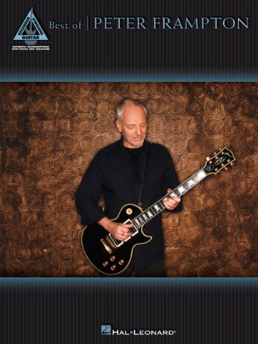 Best of Peter Frampton Songbook (Guitar Recorded Versions) (English Edition)