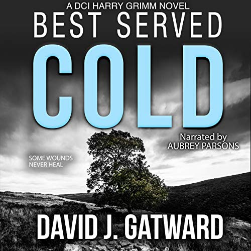 Best Served Cold: A DCI Harry Grimm Novel cover art