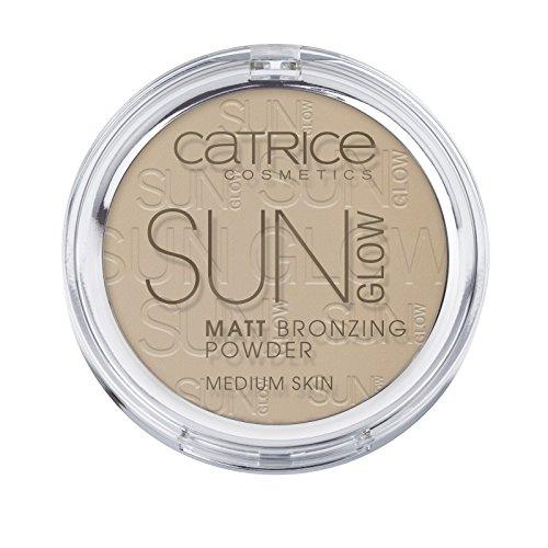 Catrice - Bronzer - Sun Glow Matt Bronzing Powder - Medium Bronze 030