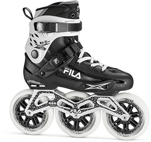 FILA Houdini 125 Inline Skate 2021 Black/White, 42.5