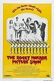 THE ROCKY HORROR PICTURE SHOW, ETWA 30,48 X 20,32 CM