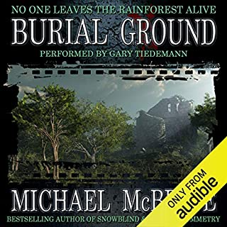 Burial Ground: A Novel audiobook cover art