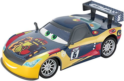Disney Cars Power Turners Fahrzeug- Miguel Camino