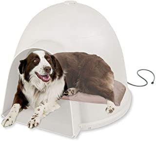 Best round dog house Reviews