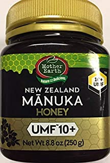 New Zealand Manuka Honey Certified UMF 10+, 8.8oz(250g)