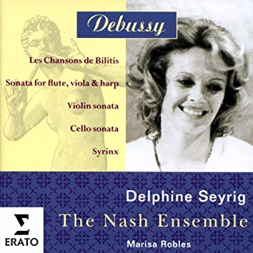 Debussy - Chamber & Vocal Music