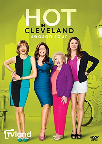 HOT IN CLEVELAND: SEASON FOUR - HOT IN CLEVELAND: SEASON FOUR (3 DVD)