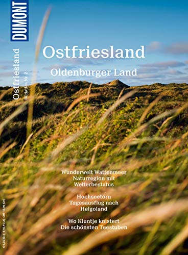 DuMont BILDATLAS Ostfriesland: Oldenburger Land (DuMont BILDATLAS E-Book)