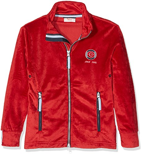 Covalliero Kinder Zora Fleecejacke, Red, 140/146
