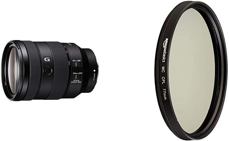 Sony Sel 24105g G Standard Zoom Objektiv Schwarz Kamera