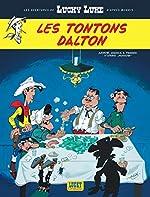 Aventures de Lucky Luke d'après Morris (Les) - Tome 6 - Tontons Dalton (Les) de Gerra Laurent